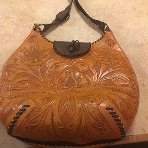 Handbags - Alexandro Real Leather Bucket Purse